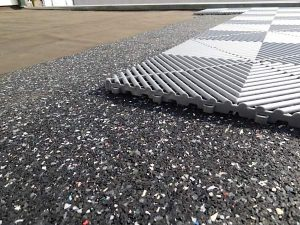 drainage tegels