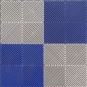 Mix Ribdeck Blauw en RVS